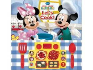 MICKEY MOUSE CLUBHOUSE: COOK WITH MICKEY