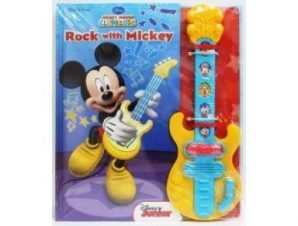 MICKEY MOUSE CLUBHOUSE : ROCK WITH MICKE