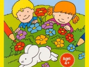 SEEK-AND-FIND PICTURES PUZZLES (4+)