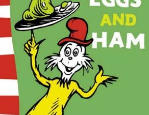 Green Eggs and Ham Green Back Book