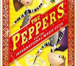PEPPERS AND THE INTERNATIONAL MAGIC GUYS