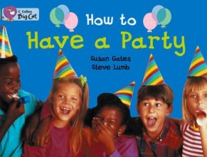 HOW TO HAVE A PARTY WORKBOOK