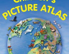COLLINS CHILDRENS PICTURE ATLAS