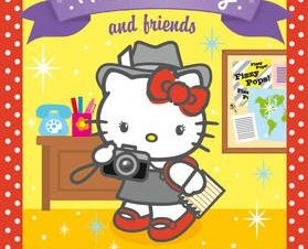 Hello Kitty and Friends (14) – The Magazine Mix-up