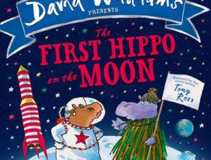 THE FIRST HIPPO ON THE MOON PIC BOOK