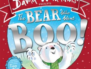 THE BEAR WHO WENT BOO! PIC BOOK