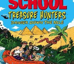TREASURE HUNTERS: DANGER DOWN B-PB