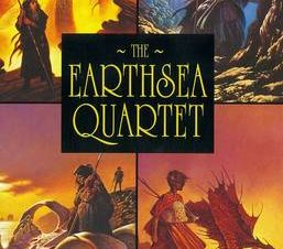 The Earthsea Quartet «A Wizard Of Earthsea» «The Tombs of Atuan» «The Farthest Shore» «Tehanu»