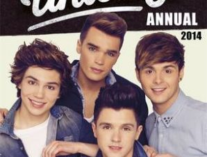 UNION J OFFICIAL ANNUAL