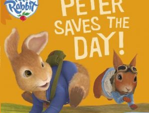 PETER RABBIT ANIMATION: PETER SAVES THE