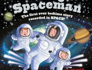 GOODNIGHT SPACEMAN (BOOK AND CD)