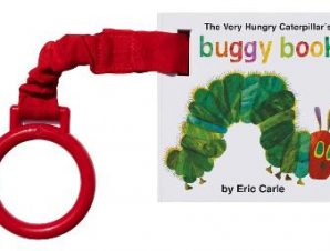 THE VERY HUNGRY CATERPILLARS BUGGY BOOK