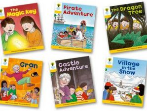 Oxford Reading Tree: Stage 5: Stories: Pack of 6