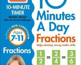 FRACTIONS AGES 7–11