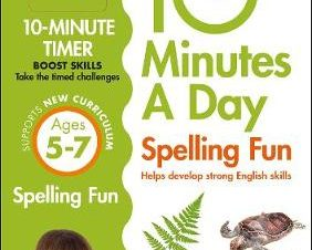 SPELLING FUN AGES 5–7