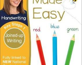 JOINED -UP WRITING KEY STAGE 1