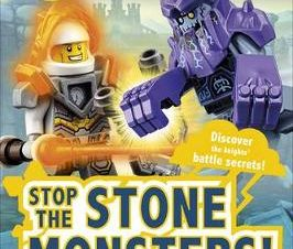 LEGO NEXO KNIGHTS STOP THE MONSTERS!