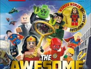 LEGO DC COMICS SUPER HEROES THE AWESOME