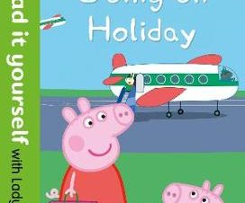 GOING ON HOLIDAY: READ IT YOURSELF LADYB