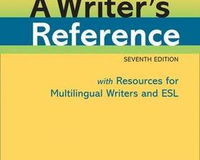WRITERS REFERENCE WITH RESOURCES FOR MU