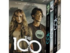 THE100 COMPLETE BOXED SET