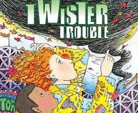 Magic School Bus Chapter Book – Twister Trouble Book 5