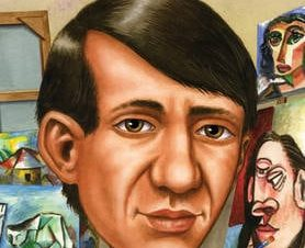 WHO WAS PABLO PICASSOx