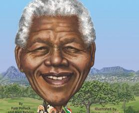 WHO WAS NELSON MANDELAx