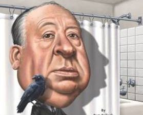 WHO WAS ALFRED HITCHCOCKx