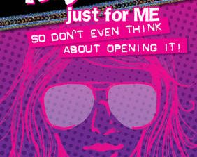 MYBOOK: JUST FOR ME (SO DONT EVEN THINK