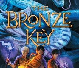 THE BRONZE KEY (MAGISTERIUM, BOOK 3)