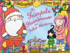 FAIRYTALE HAIRDRESSER AND FATHER CHRISTM