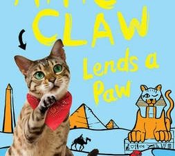 ATTICUS CLAW LENDS A PAW