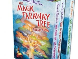 """The Magic Faraway Tree Collection """"The Enchanted Wood"""", """"The Magic Faraway Tree"""", """"The Folk of the Faraway Tree"""""""