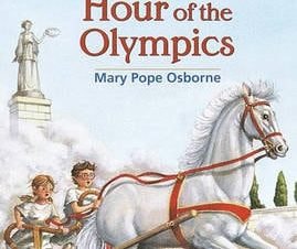 Hour of the Olympics Book 16