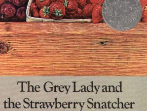 THE GREY LADY AND THE STRAWBERRY SNATCHE