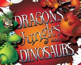 DRAGONS, JUNGLES AND DINOSAURS 3RD CLASS