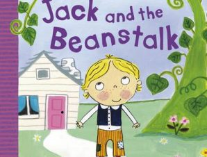 JACK AND THE BEANSTALK: LADYBIRD PICTURE