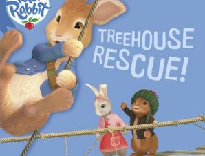PETER RABBIT ANIMATION: TREEHOUSE RESCUE