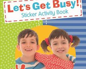 LETS GET BUSY!: A LADYBIRD TOPSY AND TI