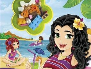 LEGO Friends: Activity Book with Miniset