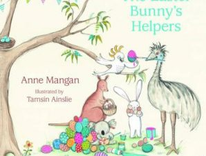 THE EASTER BUNNYS HELPERS