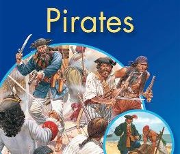 KINGFISHER READERS: PIRATES (LEVEL 4: RE