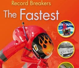 KINGFISHER READERS: RECORD BREAKERS – TH