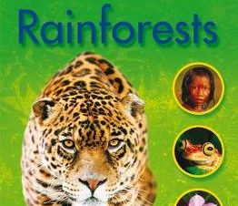 KINGFISHER READERS: RAINFORESTS (LEVEL 5