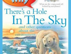 I WONDER WHY THERES A HOLE IN THE SKY