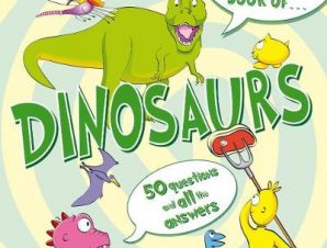 BOOK OF…DINOSAURS