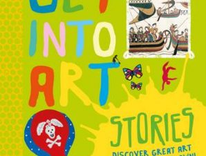GET INTO ART: STORIES HB
