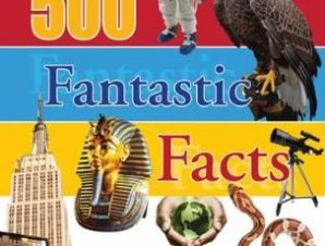 PADDED 500 FANTASTIC FACTS