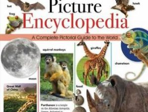 PADDED PICTURE ENCYCLOPEDIA